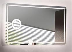ESBANO Led Зеркало, с подсветкой, ШхВхГ: 100х70х5, увеличительная линза, система антизапотевания