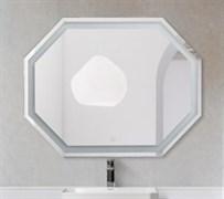 BELBAGNO Зеркало со встроенным светильником и сенсорным выключателем, 12W, 220-240V, 1000x30x800