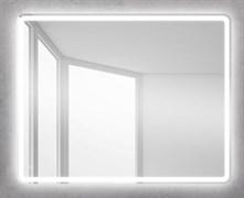 BELBAGNO Vittoria Зеркало со встроенным светильником и кнопочным выключателем SPC-MAR-1000-800-LED-BTN, 12W, 220-240V