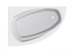 ASTRA-FORM Tiora Ванна из литого мрамора Тиора, 155х105 см, L/R