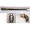 Комплект дымохода ?60 мм, для газовых водонагревателей (колонок) с принудительным дымоотводом (TURBO) - фото 5364